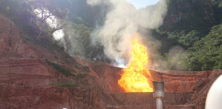 Desmienten trabajos petroleros en zonas Astilleros y Churuma por falta de licencias