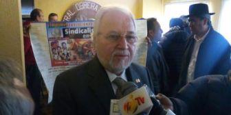 Comisionado de la CIDH dice que demanda por el 21F está en trámite y aboga por evitar la violencia