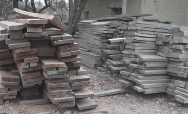 Madereros de Tarija denuncian que el contrabando mata su negocio