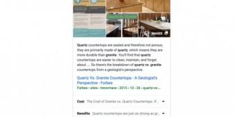 Google mejora la dinámica de los resultados de búsqueda