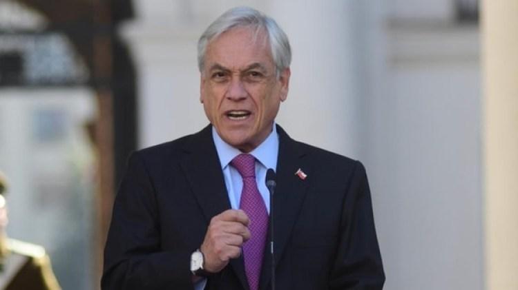 El presidente Sebastián Piñera acepta la renuncia del Ministro de Cultura