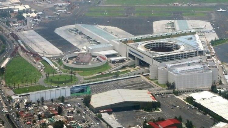El actual aeropuerto de Ciudad de México