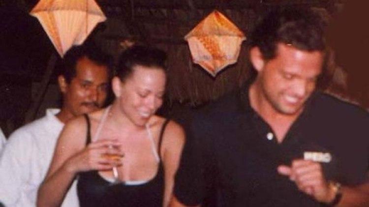 Las fotos de Luis Miguel con Mariah Carey significaron el despegue de Hanzel el mundo paparazzi.