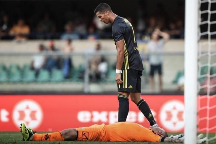 La imagen viral (AFP)