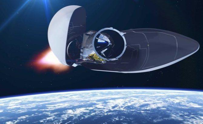 La ESA lanza Aeolus, el satélite que estudiará los vientos de la Tierra