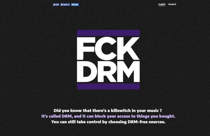 FCKDRM