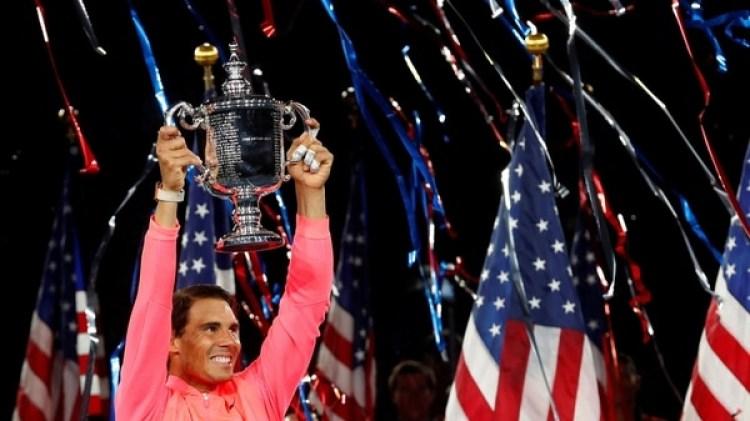 Rafael Nadal llega como número 1 del ranking ATP (Reuters)