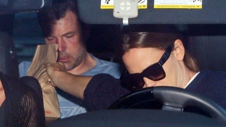 Jennifer Garner llevó a su ex Ben Affleck a un centro de rehabilitación (Grosby)