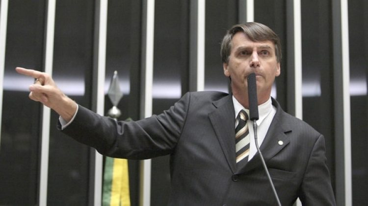 Jair Bolsonaro fue uno de los candidatos que impugnó la candidatura de Lula