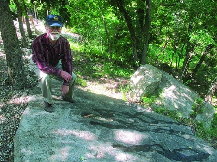 El antropólogo y arqueólogo Donald Blakeleereveló la verdadera historia de la ciudad perdida de Etnazoa.(Wichita State University)