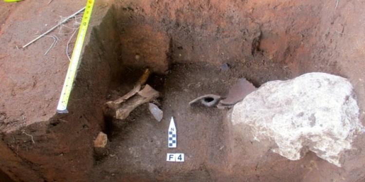 Durante muchos años los vecinos de Arkansas City encontraron utensilios en los terrenos y las riberas de los ríos (acdailybytes.com)
