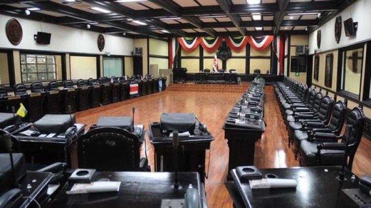 La Asamblea Nacional de Costa Rica