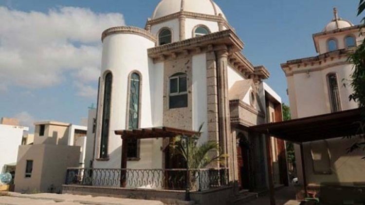 El mausoleo se encuentra en el cementerio Jardines del Humaya, donde están enterrados famosos capos mexicanos (Foto: Archivo)