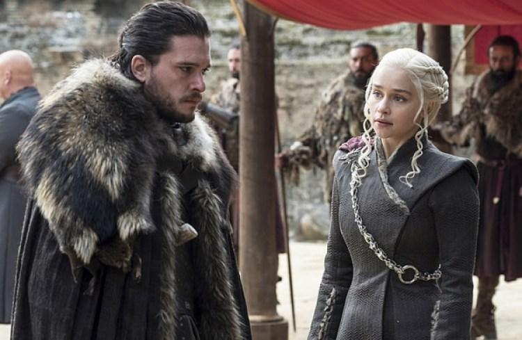 Game of Thrones está basada en la serie de novelas, Canción de hielo y fuego de George R.R. Martin (HBO)