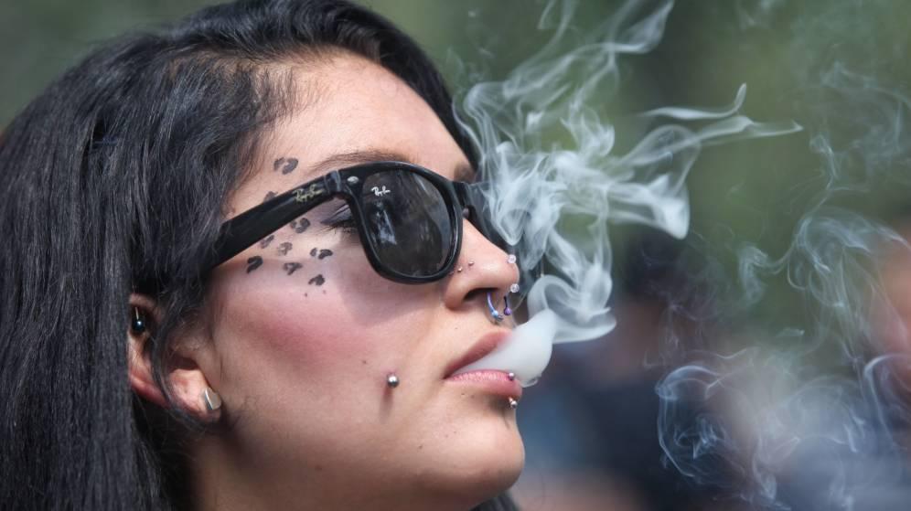 Foto: El daño de la marihuana en bebés, a estudio (EFE/Sáshenka Gutiérrez)