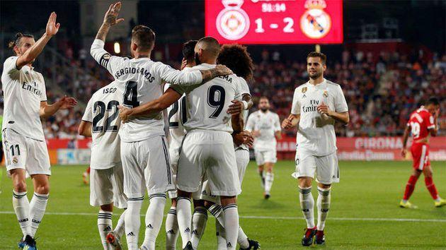 Real Madrid tardo mas de un año en volver a la punta de La Liga