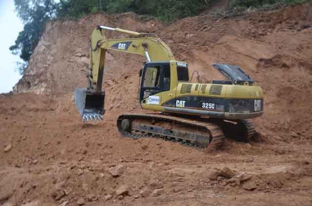 Denuncias presuntas irregularidades en contratación de empresa encargada de tramo puente Jarkas - Piedra Larga