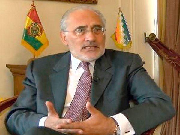 El expresidente Calos Mesa desestimó la posibilidad de que incursione en la política boliviana, como un eventual competidor del presidente Evo Morales.