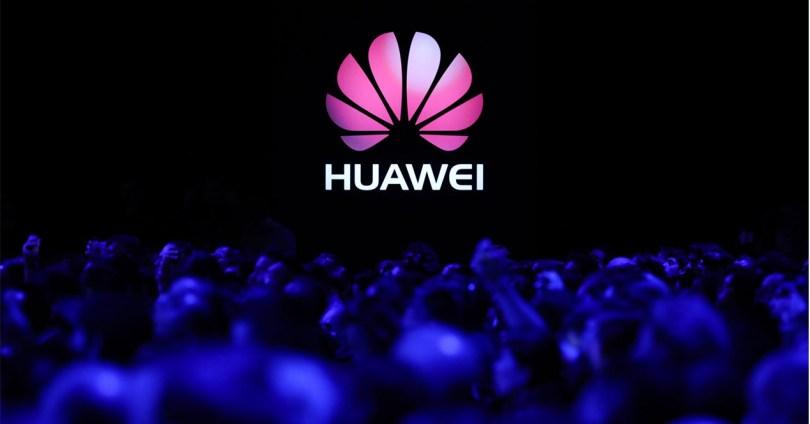 Evento de presentacion de Huawei