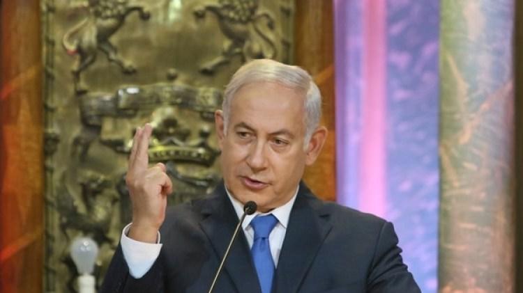 Benjamin Netanyahu (AFP)