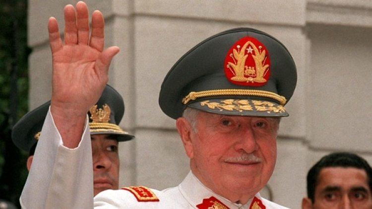 Augusto Pinochet (AFP)