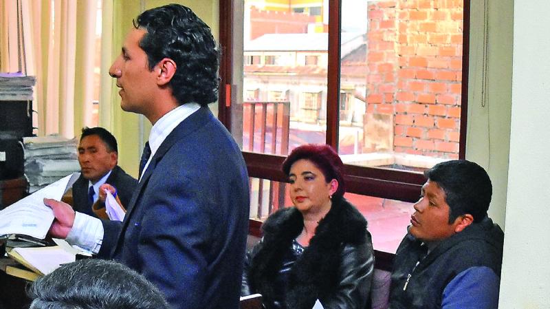 Identifican 4 irregularidades en el proceso contra Gutiérrez