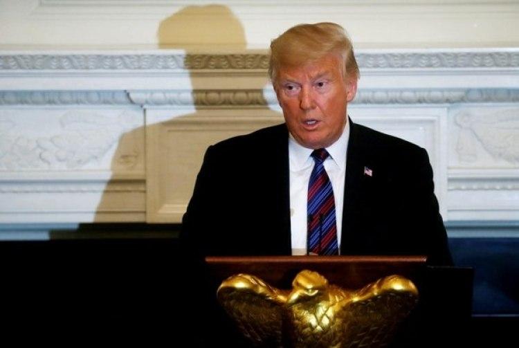 El presidente Donald Trump amenazó con abandonar la OMC(REUTERS/Leah Millis)