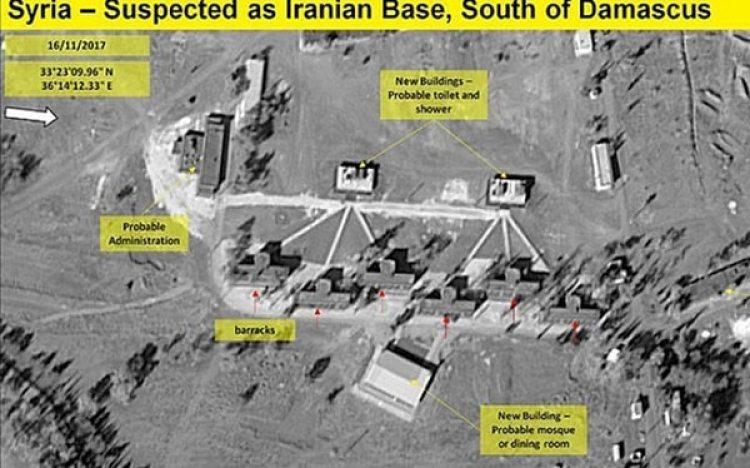 Israel advirtió que seguirá actuando mientras Irán permanezca cerca de su frontera en Siria