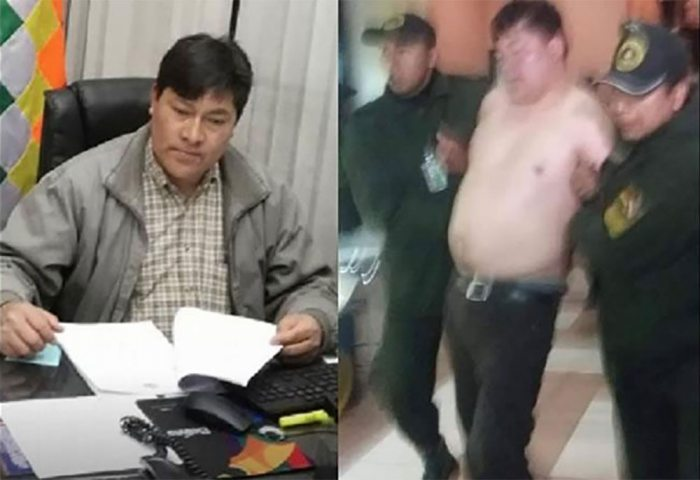 DOMINGO SOTO, DIPUTADO DEL MAS, QUE SE EMBRIAGÓ HASTA QUEDAR DESNUDO Y DETENIDO.