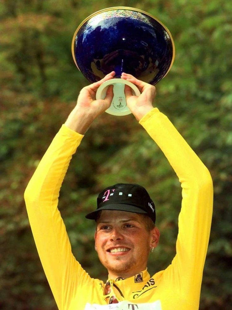 Jan Ullrich fue campeón del Tour de France en 1997 (AP)