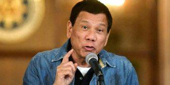 """Rodrigo Duterte dijo que el aumento de violaciones en Davao se debe a que es una ciudad con """"muchas mujeres bonitas"""""""