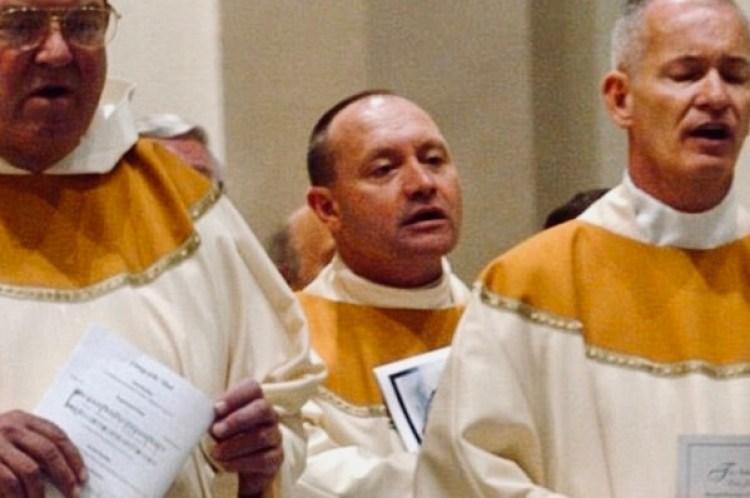 El ex monseñor Kevin Wallin ganó notoriedad en 2013 tras ser acusado de narcotráfico