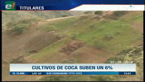 Video titulares de noticias de TV – Bolivia, mediodía del miércoles 22 de agosto de 2018