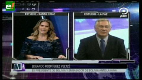 Rodríguez Veltze: El caso Quiborax no es un tema exclusivamente de una presidencia