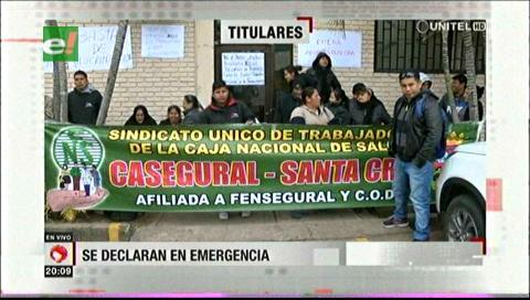Video titulares de noticias de TV – Bolivia, noche del lunes 20 de agosto de 2018