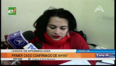 Confirman pimer caso de Gripe H1N1 en Cercado