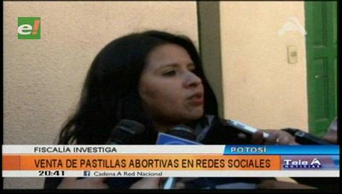 """Potosí: Alertan venta de pastillas abortivas como """"chicles"""""""