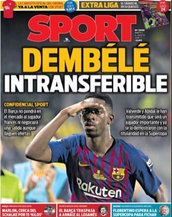 l portada Sport5