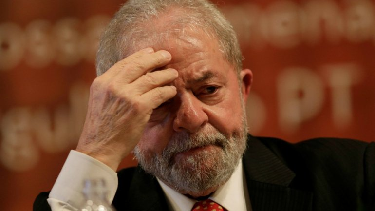 El expresidente Luis Inácio Lula Da Silva lidera las encuestas para las presidenciales de Brasil.