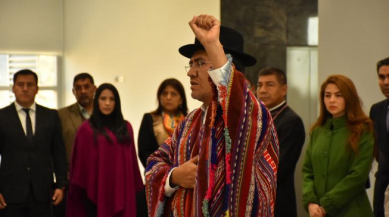 Evo Morales cambia sorpresivamente de canciller en Bolivia