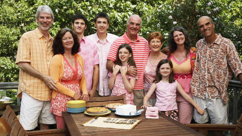 Foto: Nada como una reunión familiar para reconectar. (iStock)