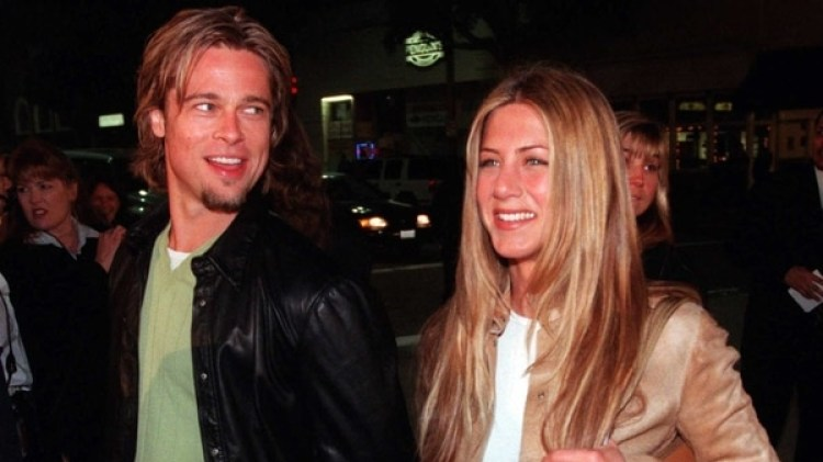Jennifer Aniston y Brad Pitt se separaron en el año 2005 (AP)