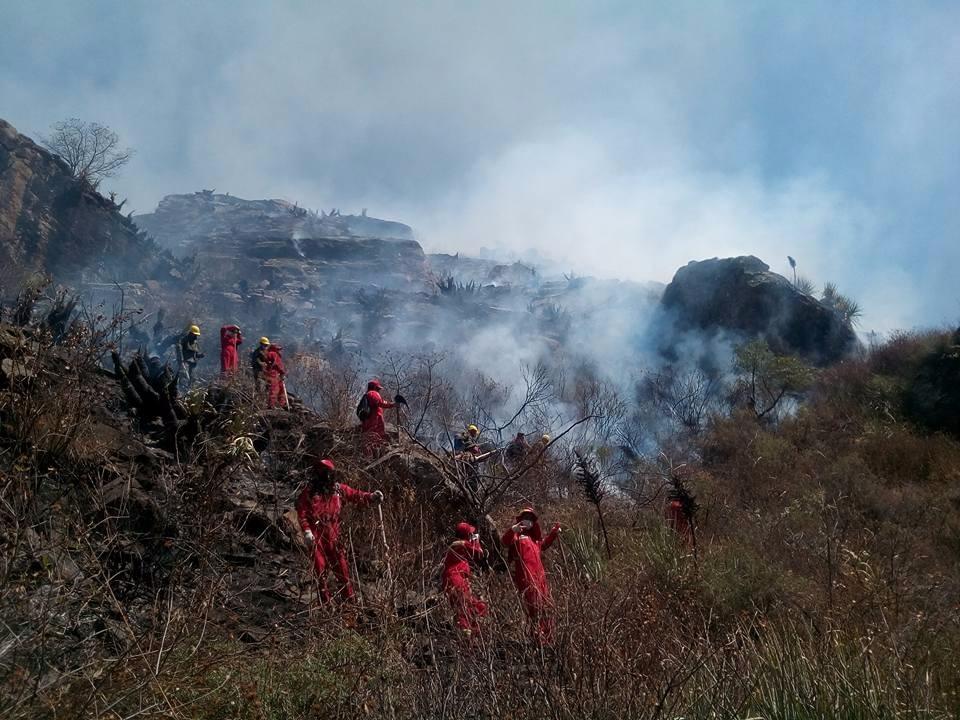 Comunidades afectadas por el incendio de Sama exigen apoyo y trabajos de restauración