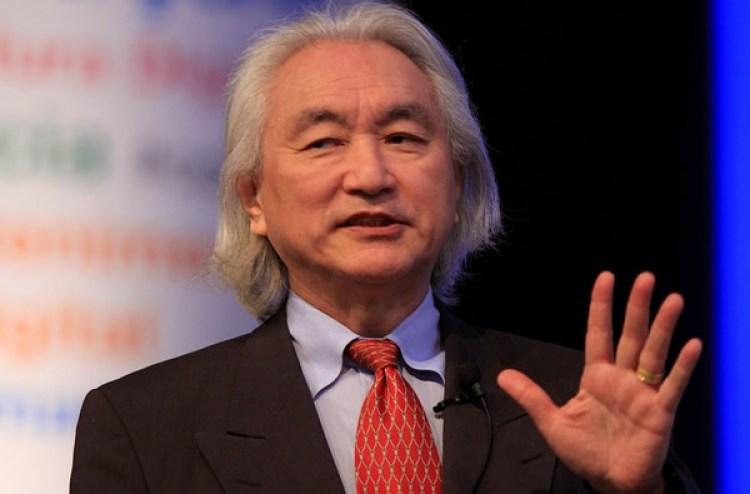 """Michio Kaku es el autor de """"El Futuro de la Humanidad"""""""