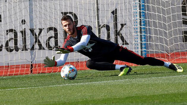 Luis Enrique no duda que De Gea sea el portero titular de la Selección de España