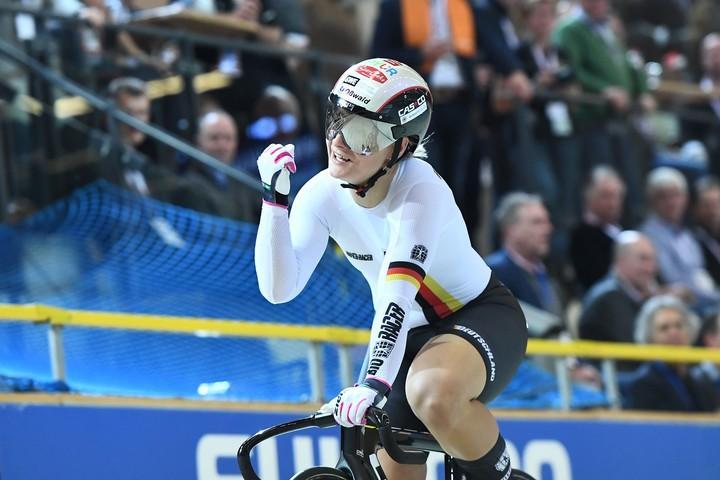 La alemana ganó dos oros olímpicos y once títulos mundiales. //AFP
