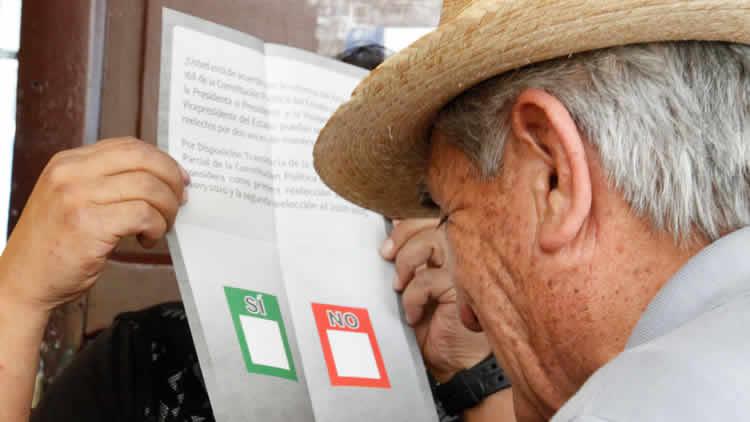 Referendo autonómico en Bolivia