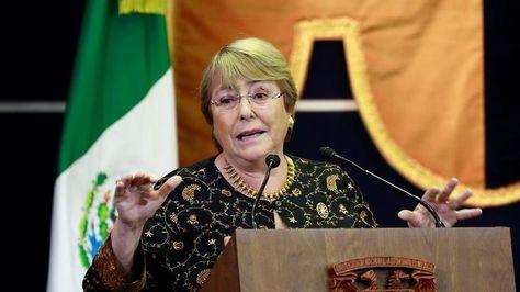 La expresidenta chilena Michelle Bachelet será la próxima alta comisionada de las Naciones Unidas para los Derechos Humanos. (Foto: EFE)