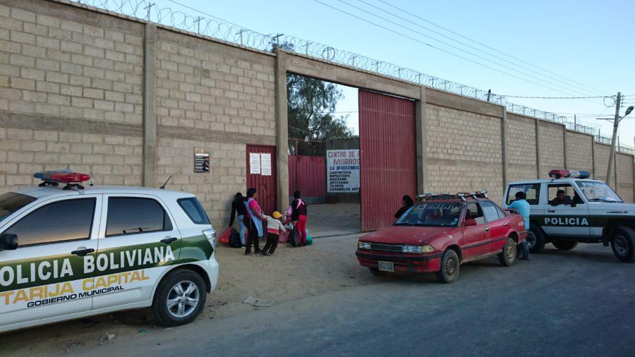 Incrementan los operativos de control y seguridad en Morros Blancos de Tarija