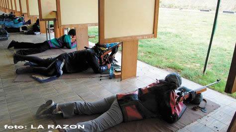 Resultado de imagen para torneo nacional de tiro Benchres en los polígonos de Alto Irpavi